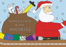 Santa Claus is an Architect!