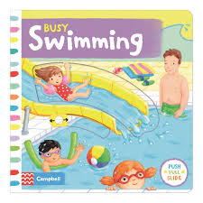 Busy Books : Busy Swimming