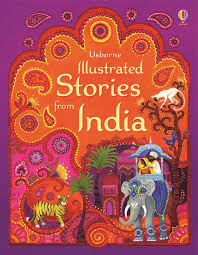 Usborne Illustrated Stories from India (Hardcover)