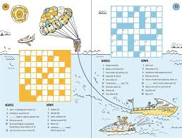 Holiday Crosswords (Usborne)
