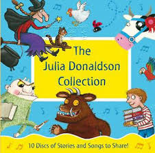 The Julia Donaldson Collection Audiobooks