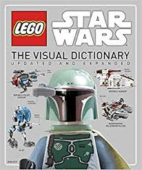 Lego Star Wars : The Visual Dictionary (Hardback)