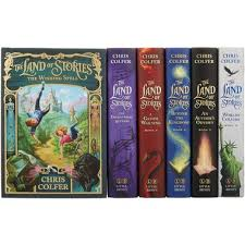 The Land of Stories Complete Paperback Collection