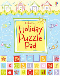 Holiday Puzzle Pad (Tear Off Pads)