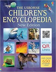 The Usborne Children's Encyclopedia (Hardback)