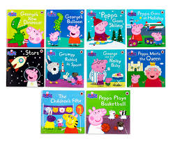 Peppa Pig : Set of 10 Paperbacks
