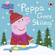 Peppa Pig : Goes Skiing (Paperback)