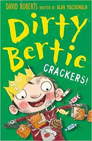Dirty Bertie : Crackers!