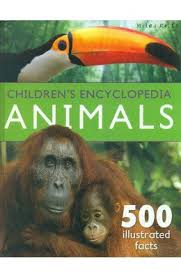 Children's Encyclopedia Animals (Hardcover)