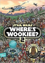 Star Wars : Where's Wookiee 2?