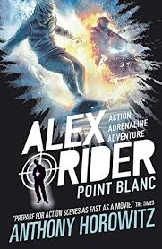Point Blanc : Alex Rider (Book 2)