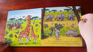 In The Jungle : A Push, Pull, Slide Book