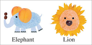 Little Alphaprints : Animals