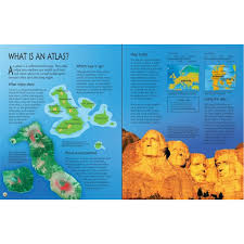 Usborne Children's World Atlas