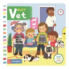 Busy Books : Busy Vet