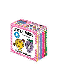 Little Miss : Pocket Library