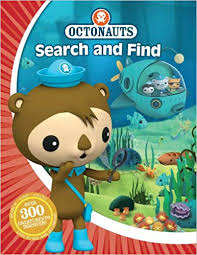 Octonauts : Search and Find