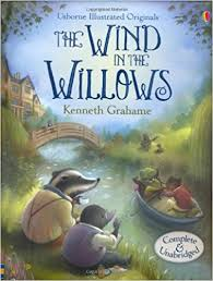 The Wind in the Willows (Soft padded book)