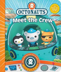 Octonauts : Meet the Crew : Sound Book
