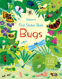 Usborne First Sticker Book : Bugs