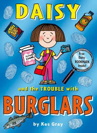 Daisy and the Trouble with Burglars