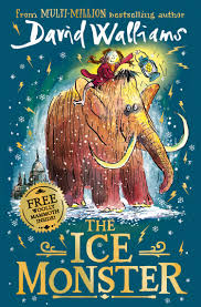 The Ice Monster (Hardback)