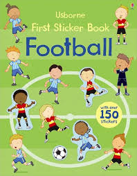 Usborne First Sticker Book : Football