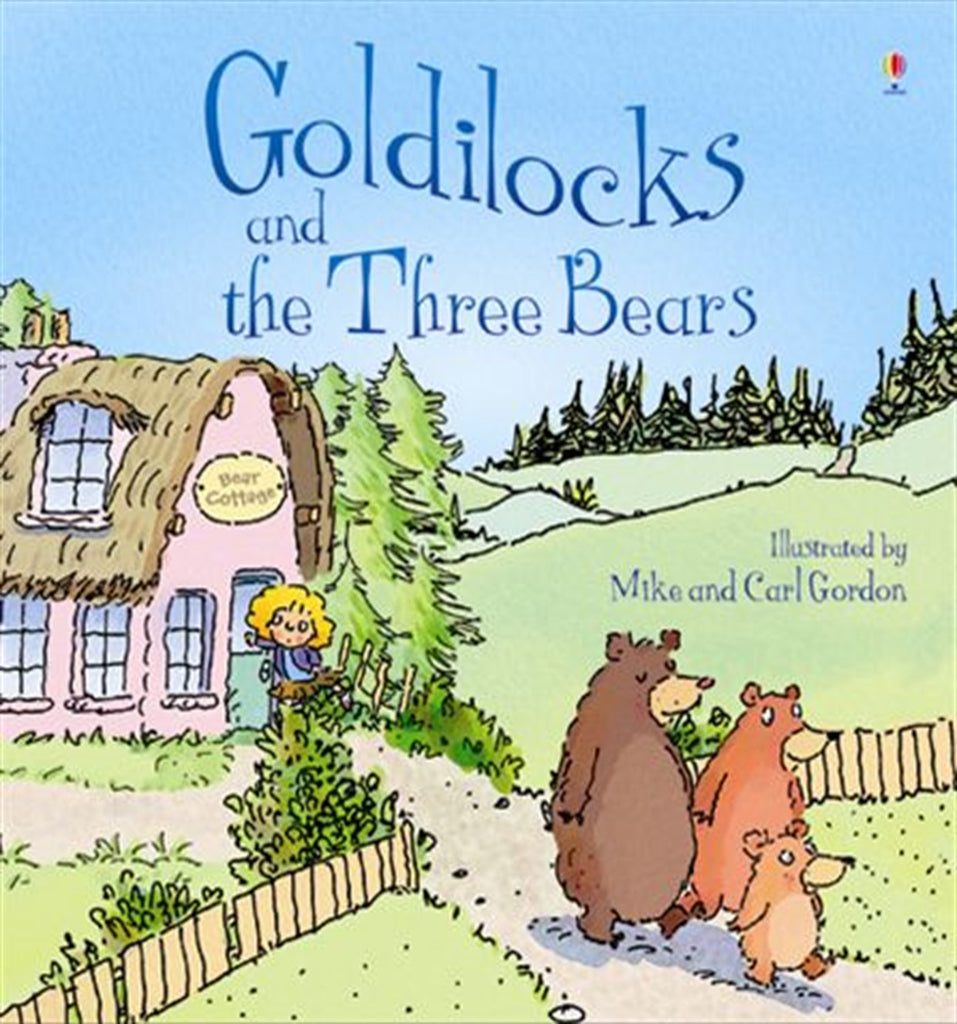 Usborne Classics: Goldilocks & Three Bears