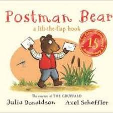 Tales from Acorn Wood : Postman Bear (Lift-the-Flap)