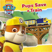 Paw Patrol : Pups Save A Train