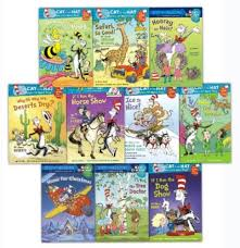 Dr Seuss Early Readers Collection 10 Books Set