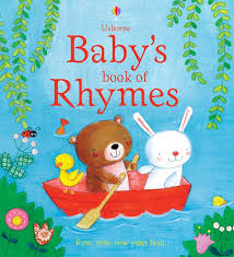 Baby's Book of Rhymes (Usborne Tabbed Board Books)