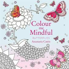 Colour Me Mindful : Butterflies