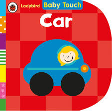 Ladybird Baby Touch : Car