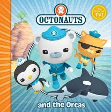 Octonauts and the Orcas (Picture Book)