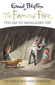 Famous Five : Five Go To Smugglers Top