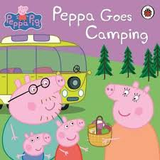 Peppa Goes Camping (Paperback)