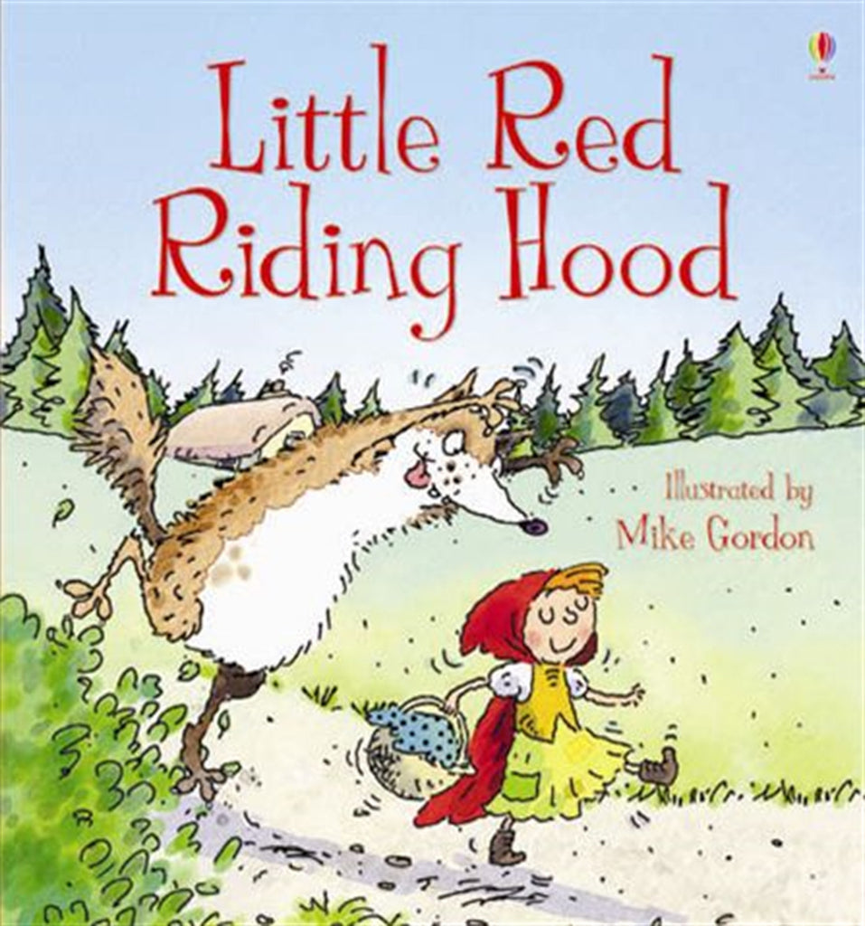 Usborne Classics: Little Red Riding Hood