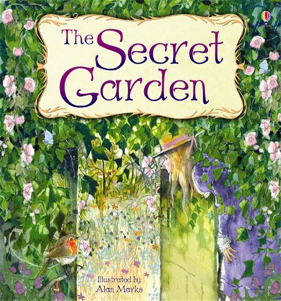 Usborne Classics: The Secret Garden