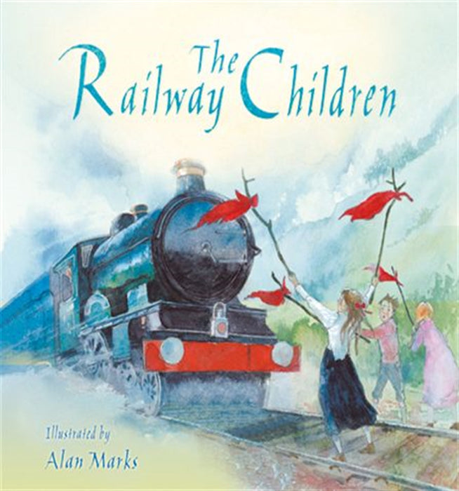 Usborne Classics: The Railway Children