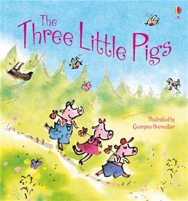 Usborne Classics: The Three Little Pigs