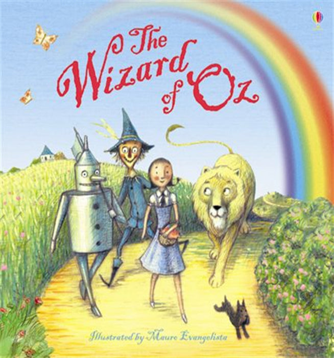 Usborne Classics: The Wizard of Oz