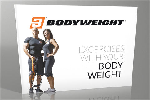 Art.nr. 122 BODYWEIGHT® EXERCISE WHITE GUIDE