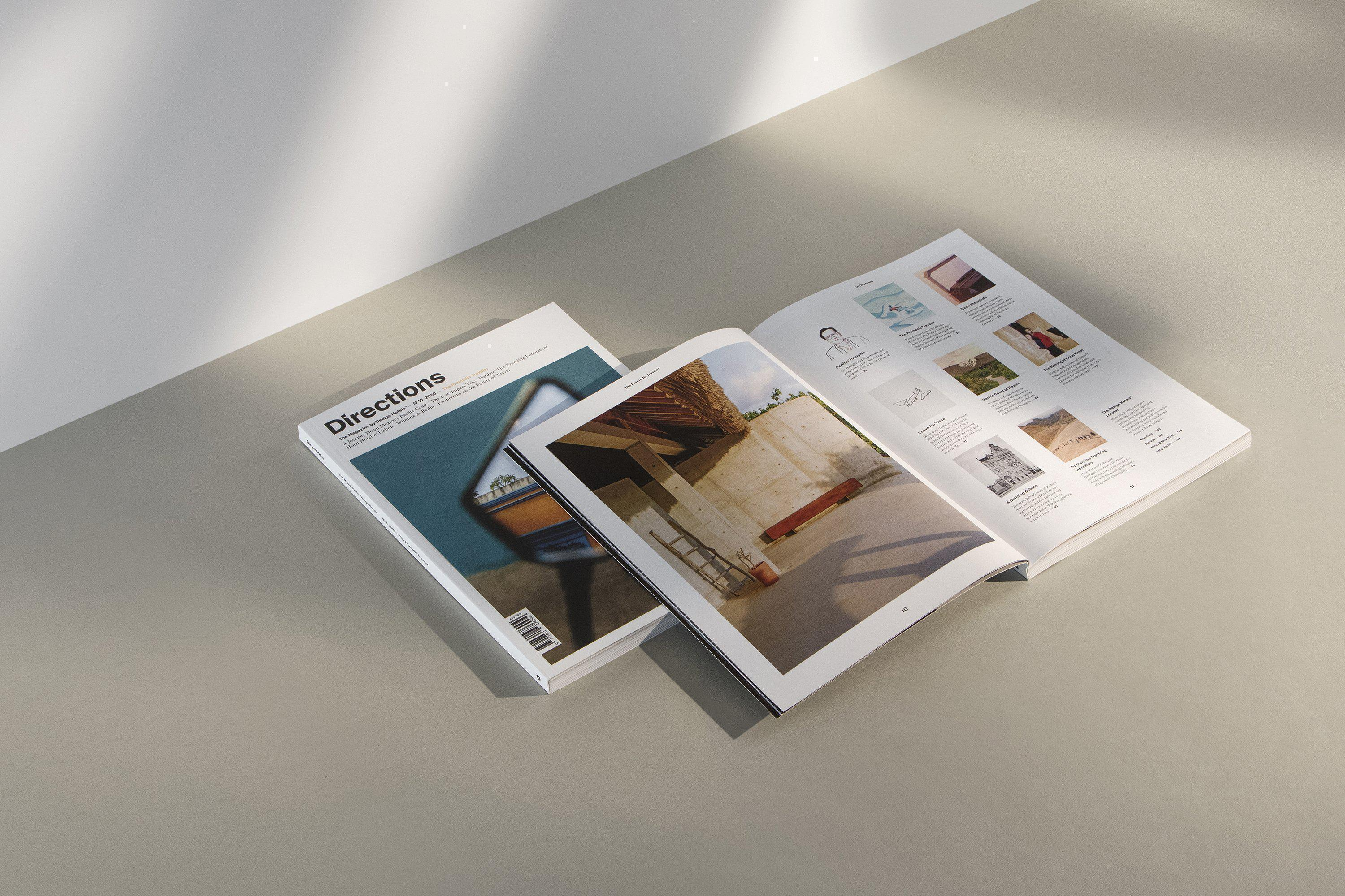 Directions-Boutique Mags