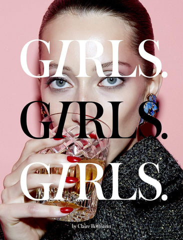 Girls Girls Girls-Boutique Mags