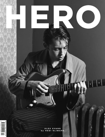 Fall Press Magazine Issue 023 - Alex Evans HERO