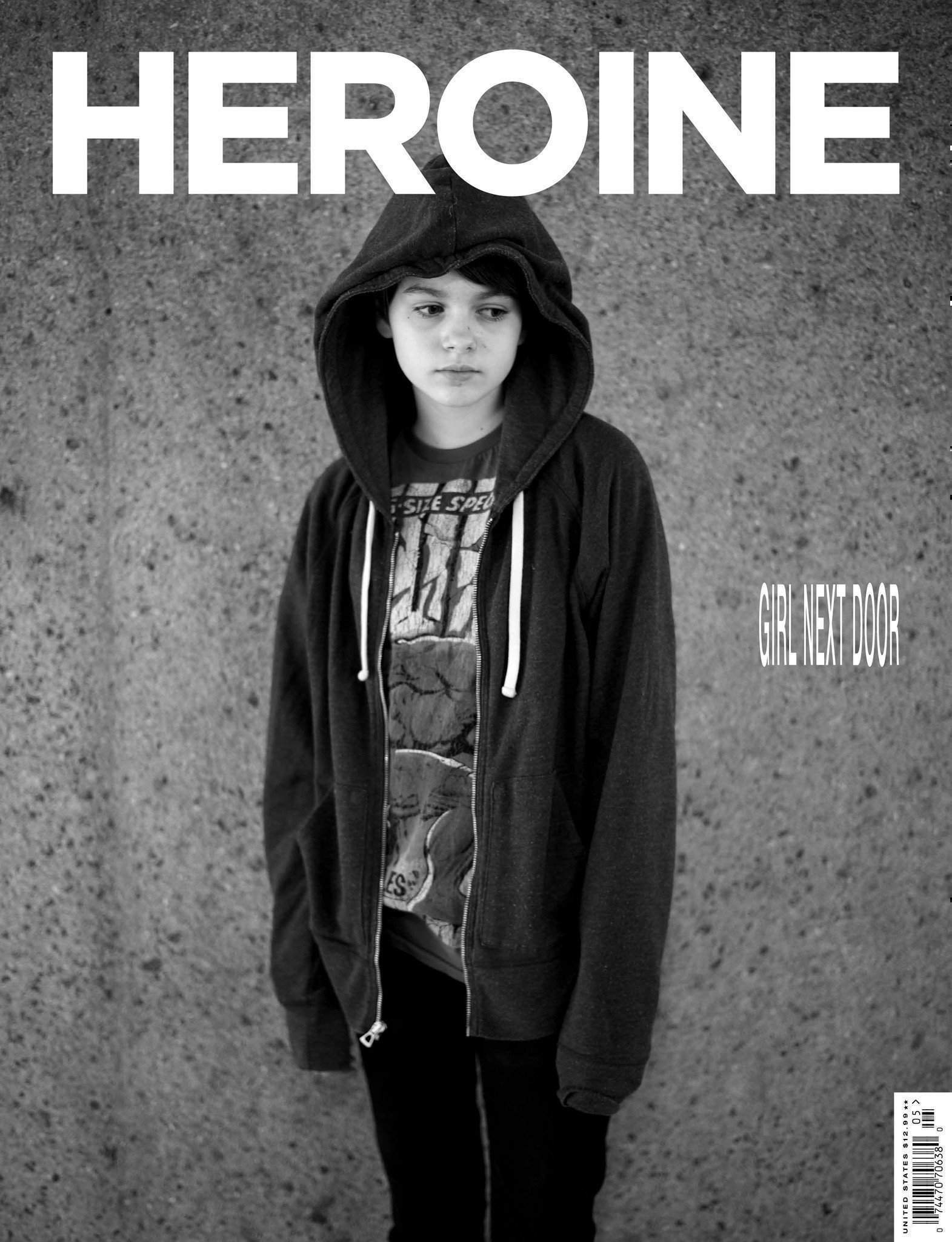 Fall Press Magazine HEROINE