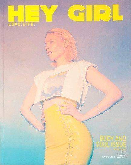 Hey Girl - Issue 003-Boutique Mags