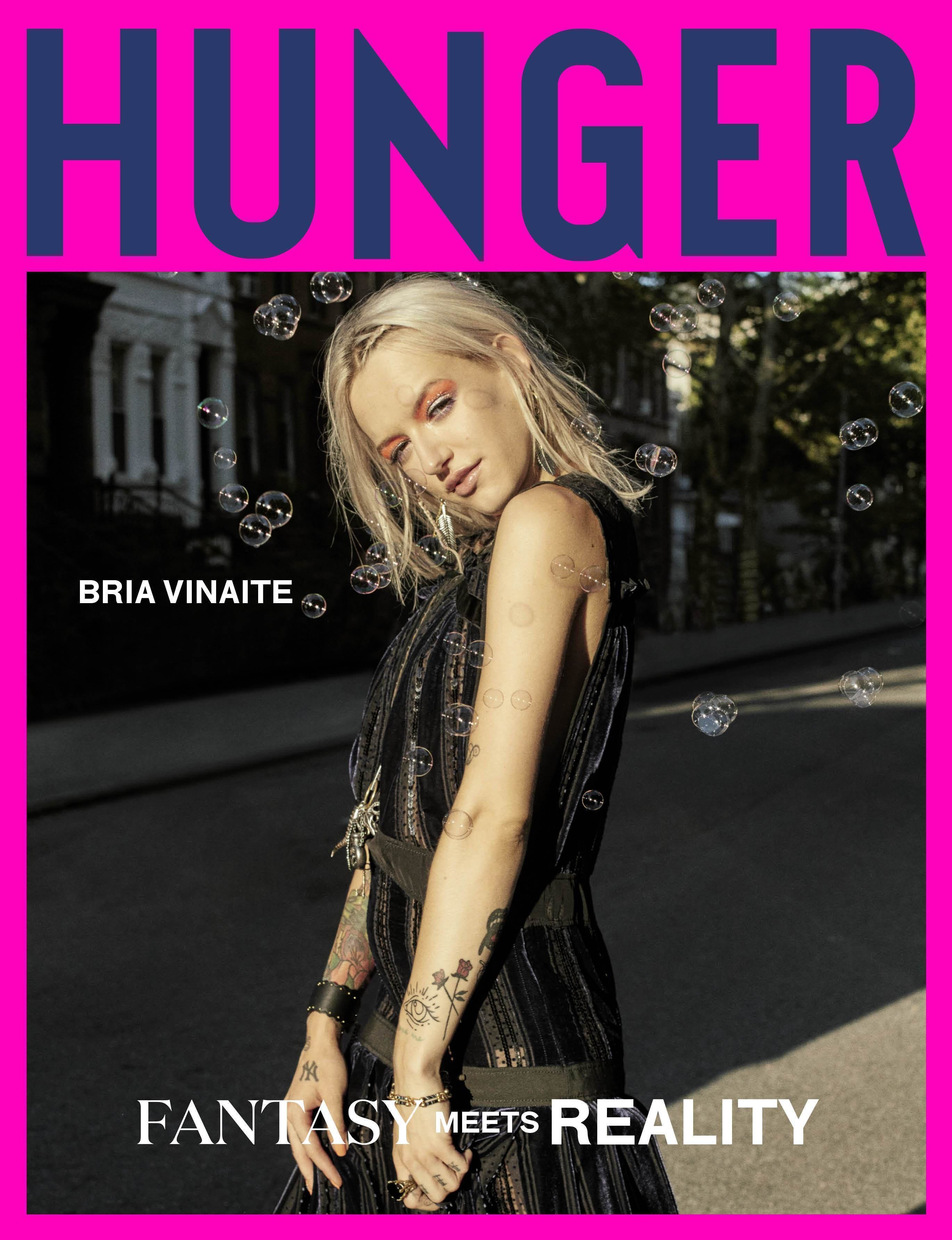 Hunger Magazine-Boutique Mags