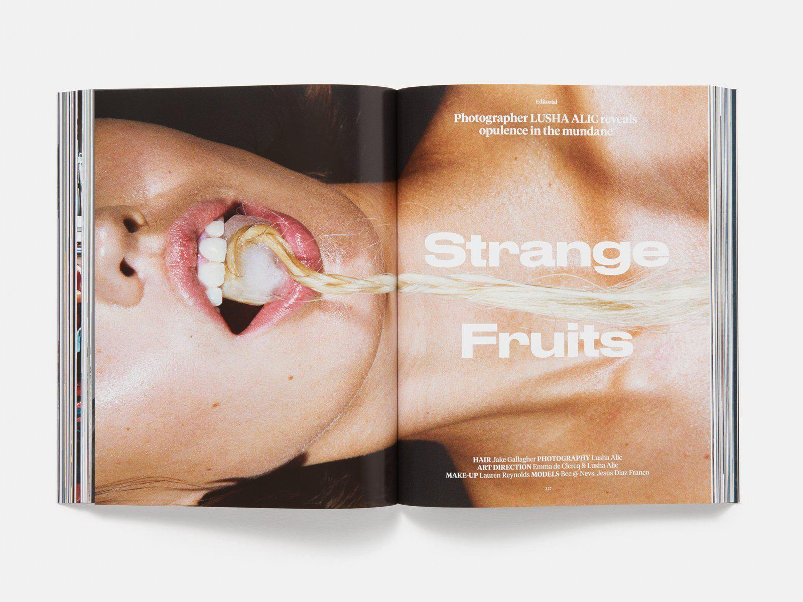 INFRINGE Hardback Issue 1-Boutique Mags